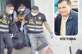 Independencia: sujeto asesinó a su hermano y lo oculto en su vivienda