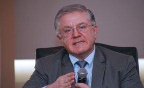 Renzo Rossini Miñán: gerente general del BCR falleció hoy a los 60 años