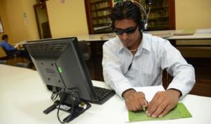 Personas con discapacidad podrán postular a becas para carreras profesionales