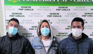 Huancayo: policía con descanso médico fue descubierto bebiendo licor