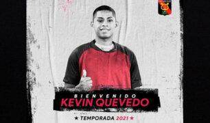Kevin Quevedo: Melgar anuncia su fichaje por dos temporadas