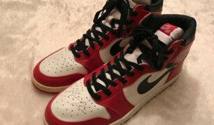 Michael Jordan: un millón de dólares por las primeras zapatillas que usó en la NBA