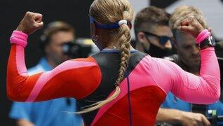 Australian Open: Serena Williams debuta con victoria y va por más