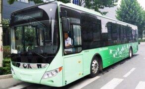 ATU prepublicó proyecto de Bus Patrón Eléctrico para impulsar renovación del transporte