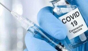 ¡Atención! Minsa alerta de presuntas mafias que venden vacunas por internet
