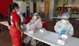 Alrededor de 15 mil bomberos a nivel nacional recibirán vacuna contra la COVID-19