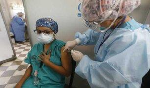 Vacuna Covid-19: más de 11 mil peruanos ya recibieron dosis de Sinopharm