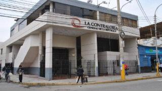 Lambayeque: Contraloría halla más de S/ 6,6 millones de perjuicio económico