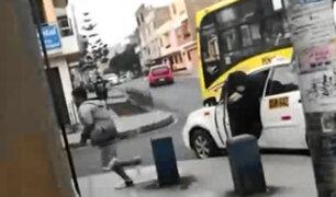 Crimen en SJL: sicarios acribillan a joven ciclista a pocos metros de su casa