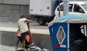 Los Olivos: vecinos de Av. Angelica Gamarra denuncian robos constantes