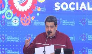 Maduro: Venezuela recibirá sus primeras 100.000 vacunas la próxima semana