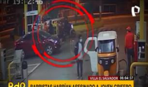 Falsos barristas habrían asesinado a joven trabajador de grifo en VMT