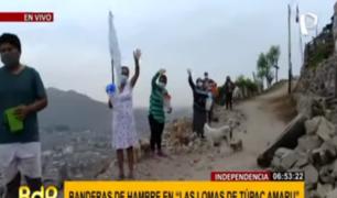 Independencia: olla común que alimenta a 200 personas clama por ayuda para no cerrar