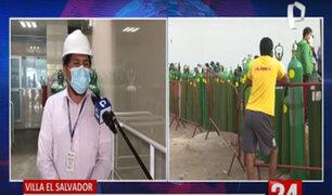 SJM: empresa Oxiromero hace alianza con planta de oxígeno para abastecer a la población