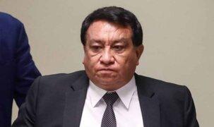 José Luna: PJ admitió a trámite casación interpuesta contra arresto domiciliario