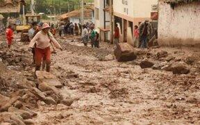 Puno en estado de emergencia por lluvias y desbordes