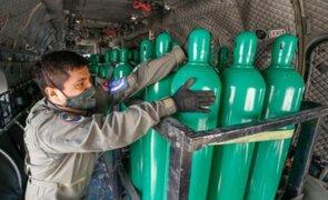 Ministro Quijandría: donaciones de oxígeno están trabadas por falta de decisión de funcionarios