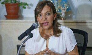 Julia Príncipe renunció a su candidatura con el partido Avanza País