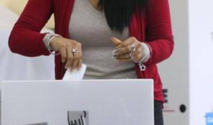 Elecciones 2021: instalarán 3.440 mesas de sufragio en 213 ciudades en el exterior