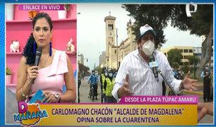 D'Mañana   Alcalde de Magdalena anuncia nueva megaplanta de oxígeno en la Costa Verde