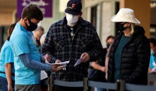Covid-19 en EEUU: autoridades recomiendan ahora el uso de una mascarilla doble