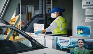 Trabajadores de peajes son agredidos hasta en tres ocasiones cada mes, según Lima Expresa
