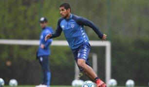 Luis Abram recibió oferta desde la liga española