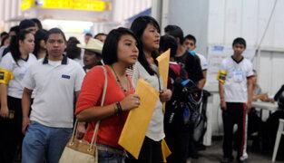 Lima: 575 300 mujeres dejaron de trabajar en el 2020