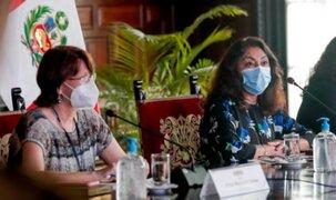 Premier Bermúdez y ministros de Salud y Trabajo responden ante el Pleno