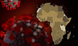 OMS: muertes por COVID-19 en África aumentan un 40% en solo un mes