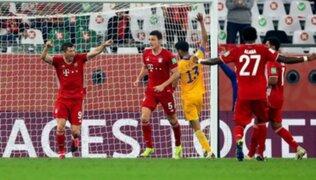 Lo volvió a hacer: Bascuñán firmó el triunfo del Bayern en Mundial de Clubes
