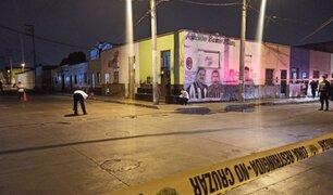 Callao: enfrentamiento entre bandas deja un muerto y tres heridos