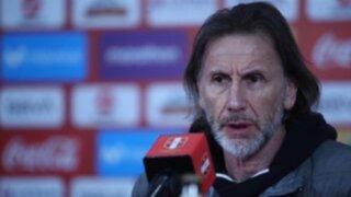 Selección Peruana: Ricardo Gareca se reunió con Francisco Sagasti para el reinicio de los entrenamientos