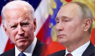 Finlandia sería la sede para primera cumbre entre Putin y Biden