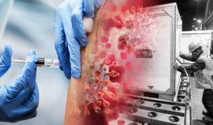 Gobierno implementó página web de datos abiertos sobre vacunación