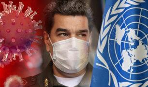 """Nicolás Maduro admitió que crisis humanitaria en Venezuela es """"gigantesca"""""""