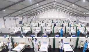 Instalarán 100 camas UCI adicionales y nueva planta de oxígeno en la Villa Panamericana