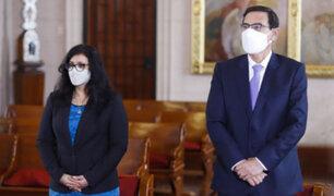 UPCH: Vizcarra y su esposa no fueron voluntarios de los ensayos clínicos de la vacuna Covid-19