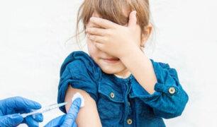 Vacuna AstraZeneca: dosis contra COVID-19 se prueba por primera vez en niños
