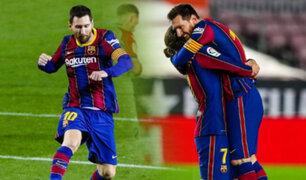 Barcelona goleó 5-1 al Alavés antes del choque con el PSG