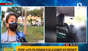 Madre de joven herido de bala en intervención denuncia irregularidades