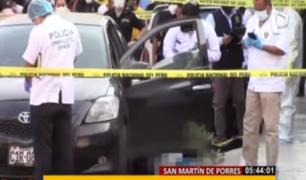 SMP: joven muere de cinco balazos en presunto ajuste de cuentas