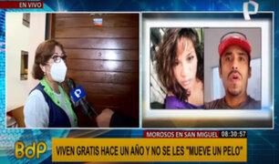 San Miguel: denuncian que inquilinos deben alquiler de departamento hace más un año