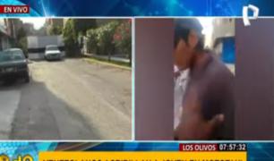 Vecinos atemorizados: no declaran tras asesinato de joven en Los Olivos