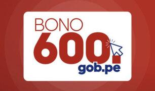 Midis inició pago del Bono 600: ¿Quiénes serán los beneficiados?
