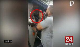 Iquitos: vecinos casi linchan a hombre acusado de robar el celular a un anciano