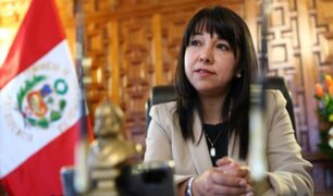 Congresistas deberán presentar declaración jurada para saber si recibieron vacuna, según Vásquez