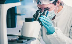 COVID-19: crean material para superficies que elimina el virus