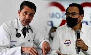 Vizcarra afirmó que Málaga le dijo que la dosis que recibía era vacuna