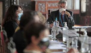 Consejo de Estado: integrantes aseguran que no participaron en ensayos ni fueron vacunados